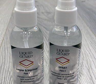 liquid guard botes